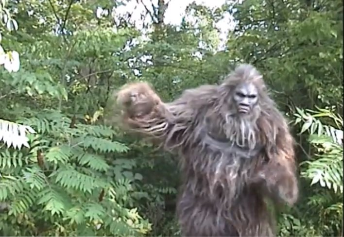 The realism of the Patterson-Gimlin Film subject cannot be replicated with a costume so; what are the possibilities? (2)