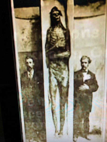 Side Show Bigfoot - Circa 1900.jpg